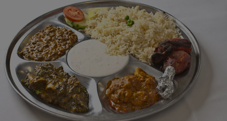 Combination Thali Specials